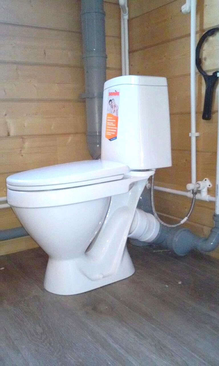 как делать часни дом туалет видео приехал побывку